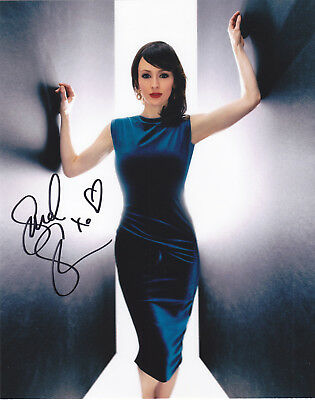 Sarah Slean Signed Autographed Sexy Hot 8X10 Photo  Sweet Ones Exact Proof