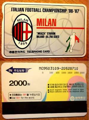 Coree Du Sud - Football - Logo Du Milan