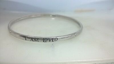Sterling Silver .925 Stackable Bangle Bracelet