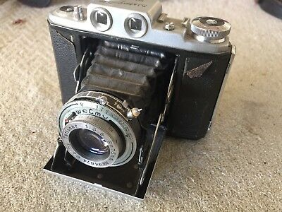 Vintage Welmy-Six 35mm Camera