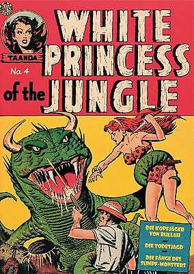 White Princess of the Jungle Nr.4 -  ilovecomics Verlag -    ilc- 74