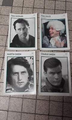 Anciennes Photos Collection Fiche Cinema Portrait De Star Acteur Etats Unis