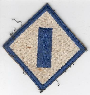 WW 2 US Army 1st Service Command Patch Inv# Y465