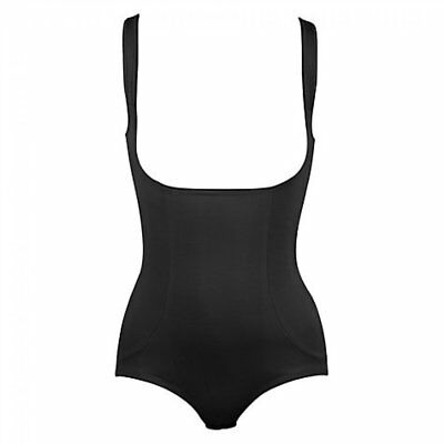 Miraclesuit Women's ShapeAway Extra Firm Body Briefer Flatten Smooth Black Large