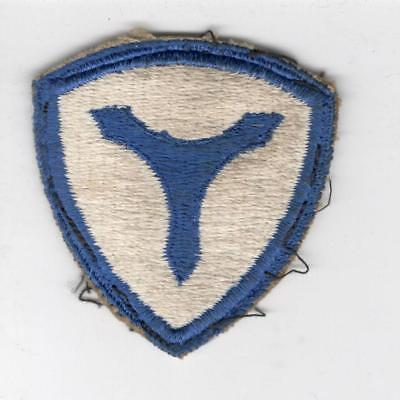 WW 2 US Army 3rd Service Command Patch Inv# Y484