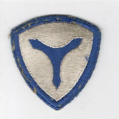 WW 2 US Army 3rd Service Command Patch Inv# Y485