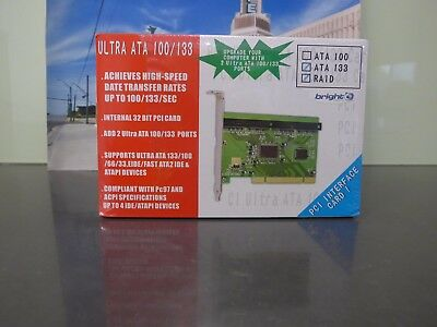 PCI Interface Ultra ATA 100/133 for your computer upgrade