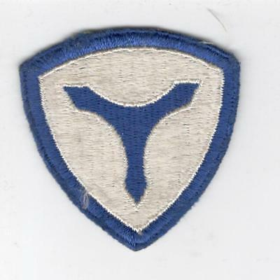 WW 2 US Army 3rd Service Command Patch Inv# Y490