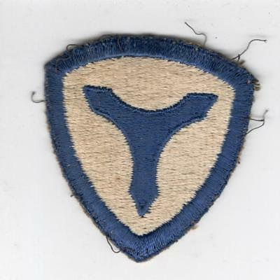 WW 2 US Army 3rd Service Command Patch Inv# Y497