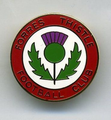 Forres Thistle Fc Badge