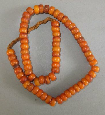 Necklace Strand Natural Resin Beads Nepal