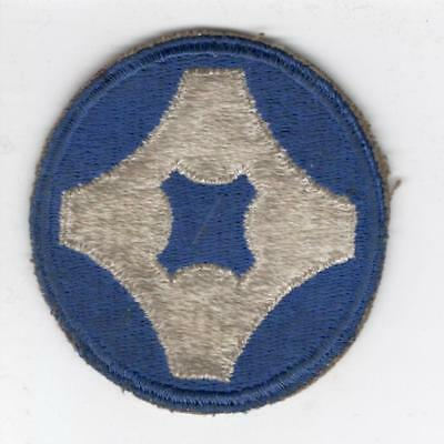 WW 2 US Army 4th Service Command Patch Inv# Y518