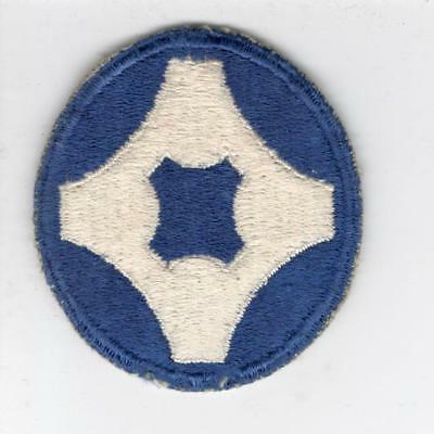 WW 2 US Army 4th Service Command Patch Inv# Y521