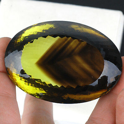 VVS 764 Cts Certified Natural Bio Lemon Quartz Unheated AAA Huge Musuem Gemstone