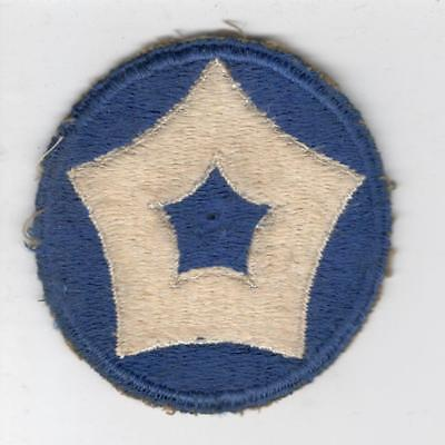 WW 2 US Army 5th Service Command Patch Inv# Y526
