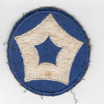 WW 2 US Army 5th Service Command Patch Inv# Y530