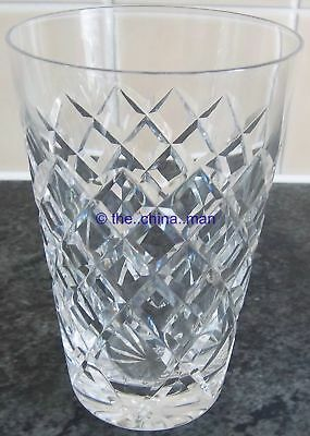 "WATERFORD TYRONE CRYSTAL cut GLASS 4&7/8"" 270ml TUMBLER 6 available"