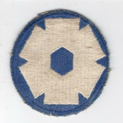 WW 2 US Army 6th Service Command Patch Inv# Y532
