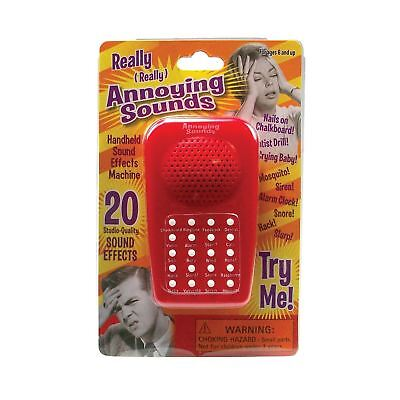 Funtime Gifts Really Annoying Sounds Brand New Electronic Sound Machine