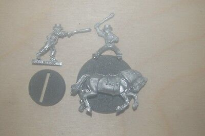 Warhammer , Lord Of The Rings , Hobbit Bullroarer Foot And Mounted