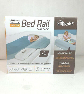 Toddler Bed Rail By The Shrunks Inflatable Safety Rails For Toddlers