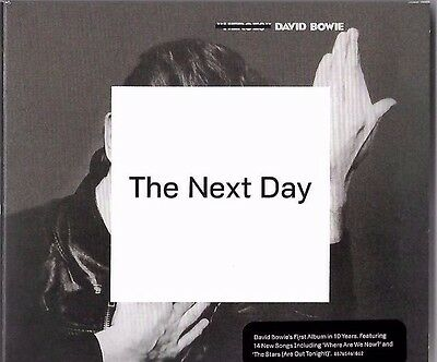 David Bowie The Next Day Cd Album