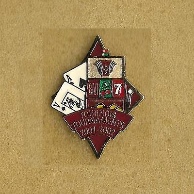 Casino Lac-Leamy Official Tournament Pin