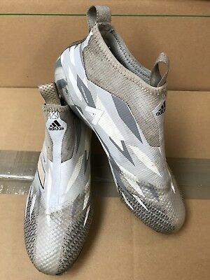 adidas ACE 17+ PURECONTROL FG FOOTBALL BOOTS  Clear Grey RRP £240 UK 9