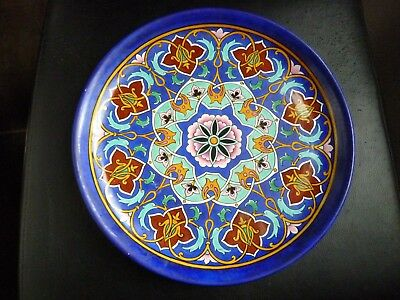 Grande assiette Creil et Montereau, very old nice French plate