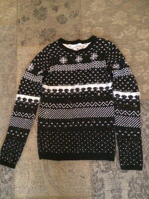 Girls Thick M&S Jumper Age 13-14