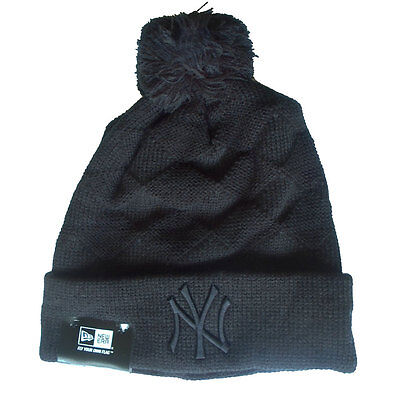 New York Yankees Officially Licenced MLB Jacquard Knit Hat