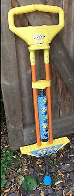 Minion Pogo Stick Used Once - West Sussex