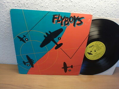 Flyboys self titled debut 1980 Frontier Records