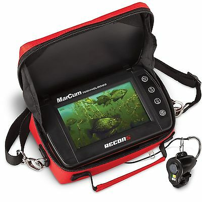 New Marcum Recon 5 Underwater Camera Viewing System RC5