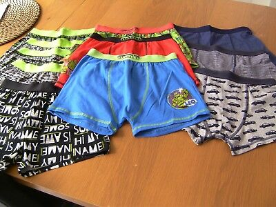 Boys Boxer Shorts 8-10 years