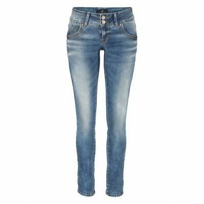 S7°8193 Slim-Fit Jeans Von Ltb In Cliona-Wash Gr. W28/l32 Neu
