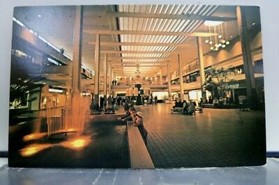 New York NY Rochester Midtown Plaza Interior Postcard Old Vintage Card View Post