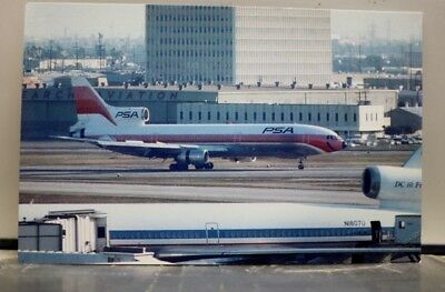 California CA Los Angeles International Airport Pacific Southwest Airlines PC