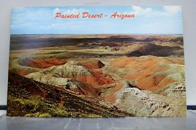Arizona AZ Holbrook Painted Desert Postcard Old Vintage Card View Standard Post