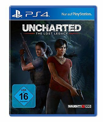 Uncharted - The Lost Legacy     PS4       Playstation 4      !!!!! NEU+OVP !!!!!