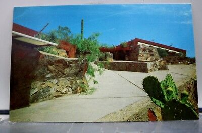Arizona AZ Scottsdale Taliesin West Postcard Old Vintage Card View Standard Post