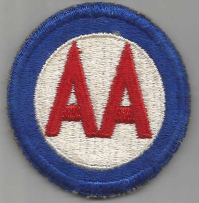 WW 2 US Army Anti-Aircraft Command Patch Inv# 9P174