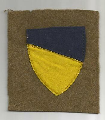 WW 1 US Army Chemical Corps Patch Inv# A503