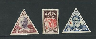 Monaco - Collection Of Used Stamps (1 Photos) - #mon1