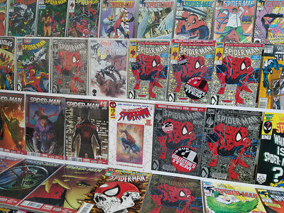 Amazing Spider-Man ASM 1000+ High Grade Comic Book Collection Lot ALL RUNS only