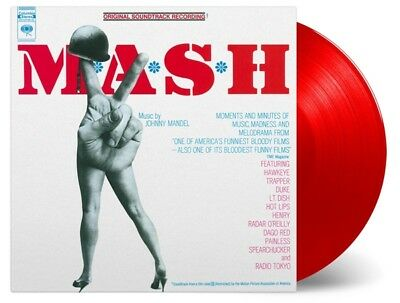 OST/ Various - M*A*S*H (LIMITED Red Vinyl) Vinyl Maxi AT THE MOVIES NEU