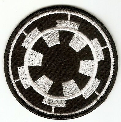 +   STAR WARS Aufnäher/Patch IMPERIUM Imperial Forces