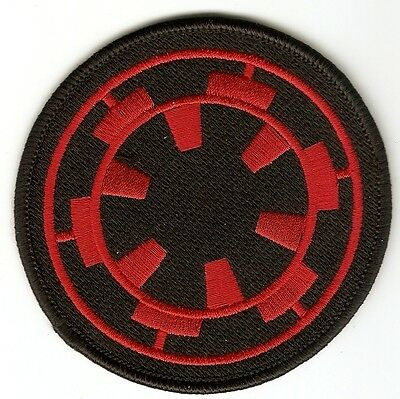+ STAR WARS Aufnäher/Patch  IMPERIUM Empire Eliteguard Expanding Universe