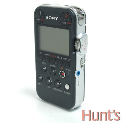 Sony Pcm-M10 Portable Linear Pcm Voice Recorder