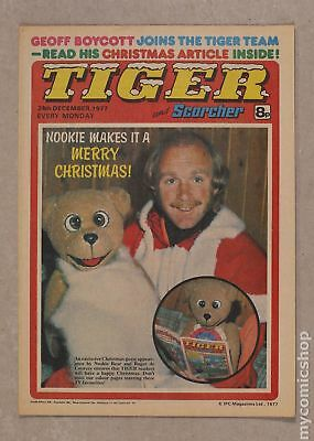 Tiger Tiger and Hurricane/Tiger and Jag/Tiger and Scorcher #771224 VF 8.0